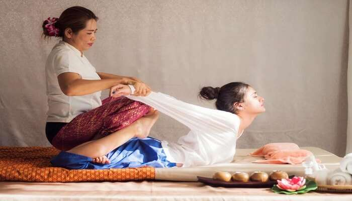 Get A Thai Massage