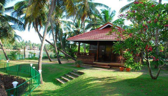 Gokulam Nalanda Resort in Bekal