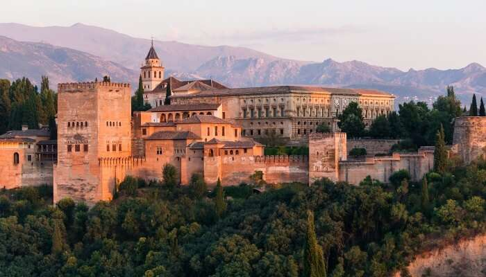 Granada is a top destination in Spain in September