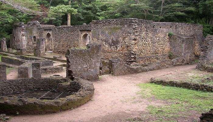 amazing historic destination in kenya