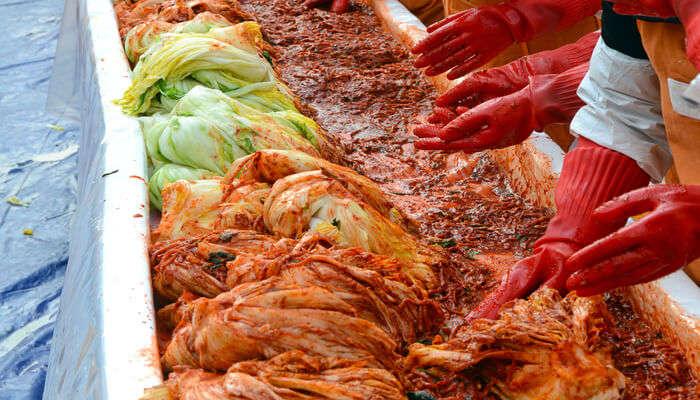 Gwangju World Culture Kimchi Festival