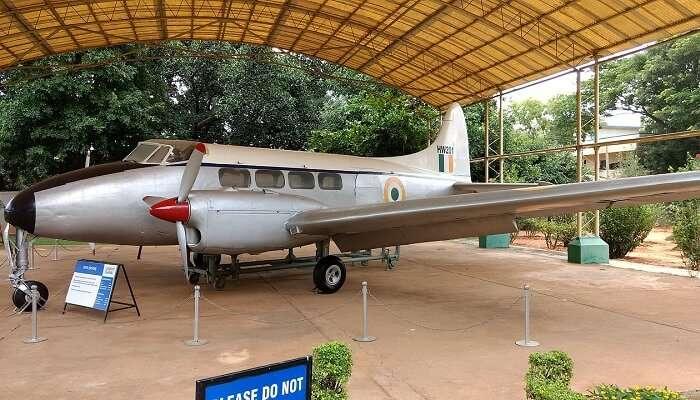 HAL Aerospace Museum bangalore