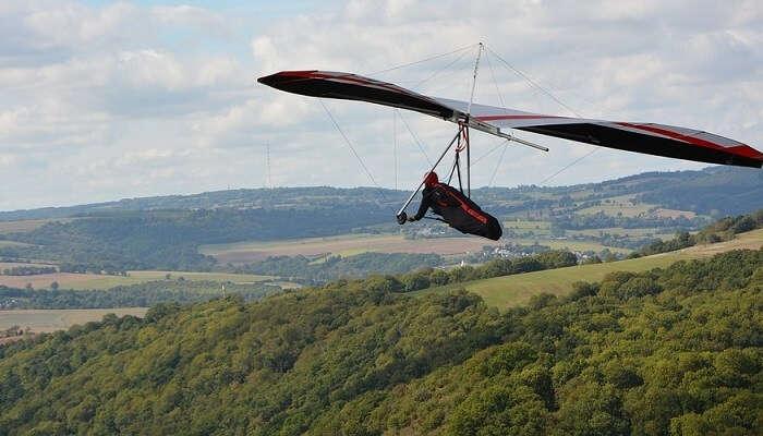 Hang Gliding Coimbatore