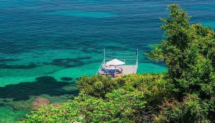 Hike The Corfu Trail