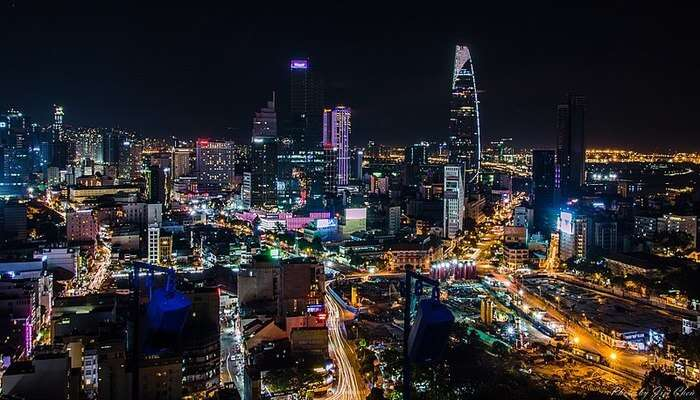 Ho Chi Minh City: Live The Nightlife