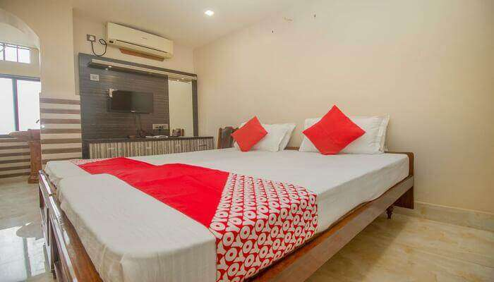 a three-star property located in Jalpaiguri