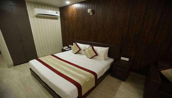 Hotel Goldstone Comfort
