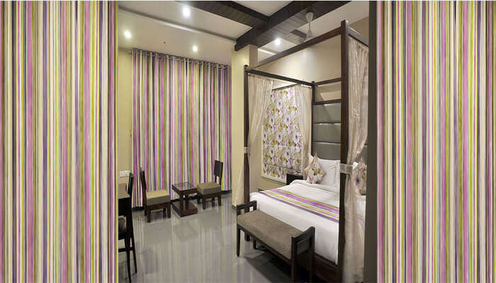 hotel with basic amenities