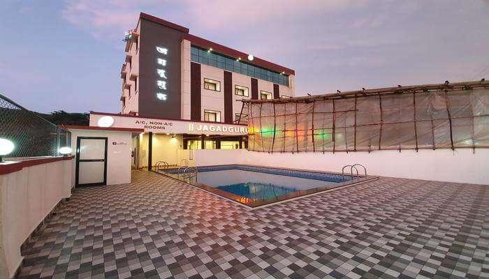 Hotel Jagadguru, Lonavala