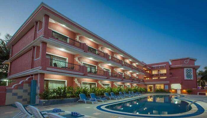 Hotel Jasminn