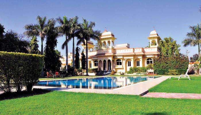Hotel Justa Rajputana