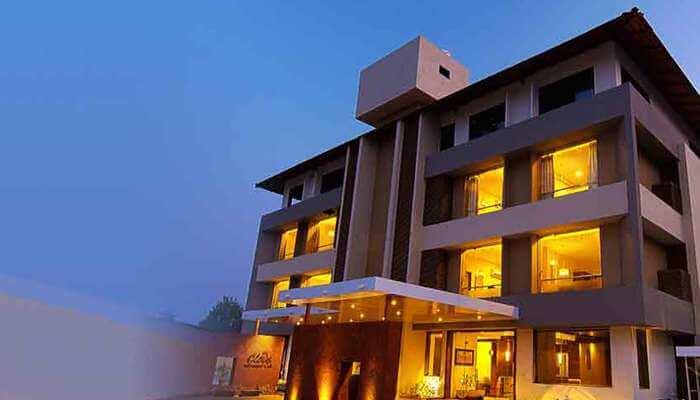 Hotel Lemon Grass