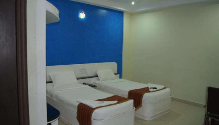 top hotels close to Tirupati