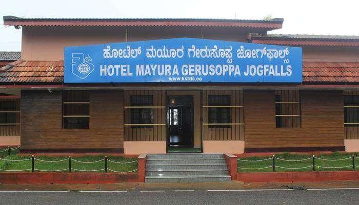 Hotel Mayura Gerusoppa