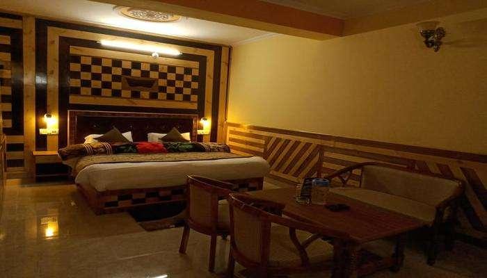 Hotel Monal By Upvan