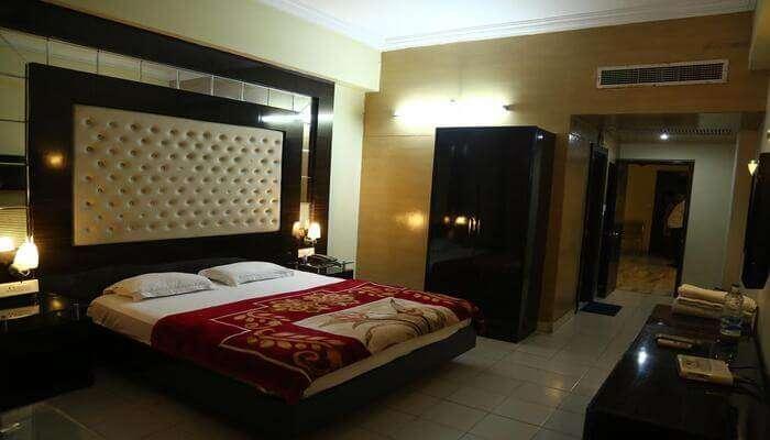 Hotel Narain Continental, Patiala