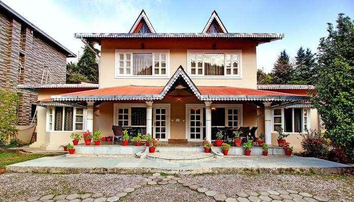 Hotel Neelesh Inn Bhimtal