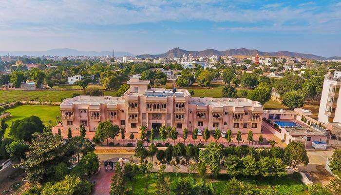 Hotel Pushkar Legacy- An Affordable Stay