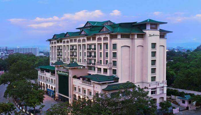 Hotel Radisson Green City, Jaipur
