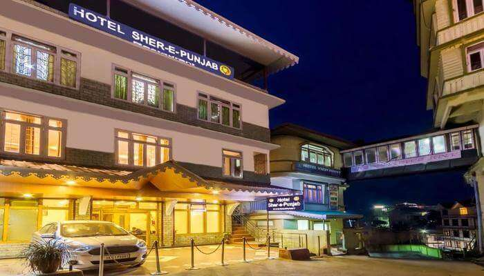 Hotel Sher-E-Punjab & Spa