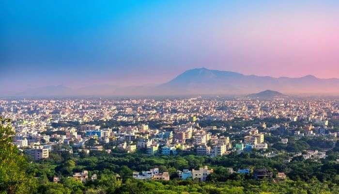 Hotels Near Tirupati