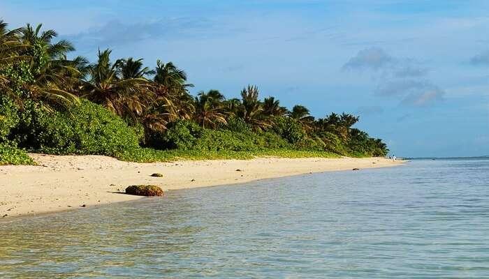 Hulhumale Beach