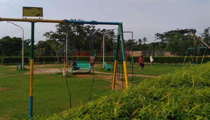 IMFA park