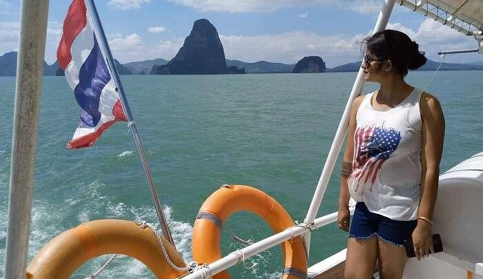 hopping the island on cruise
