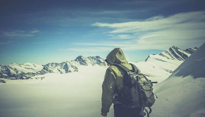 Ice Trekking