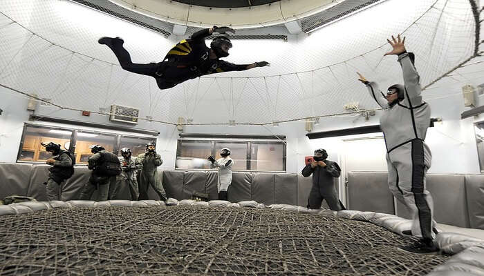 Indonesia Indoor Skydiving