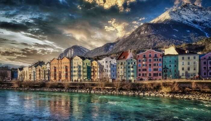 Innsbruck is the beat place to visit