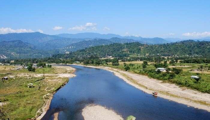 Itanagar And Ziro in Arunachal Pradesh