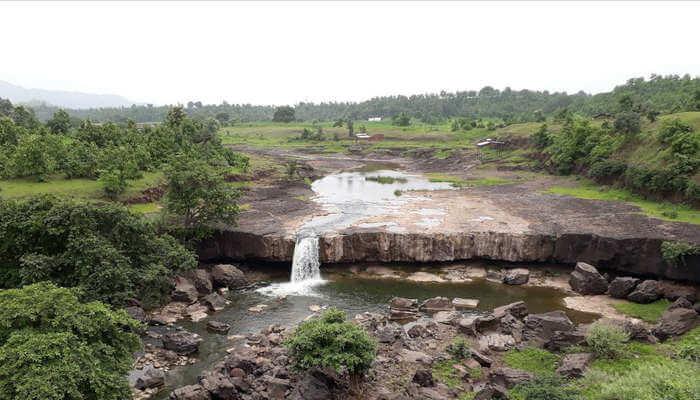 Jogi Bhadak Waterfall