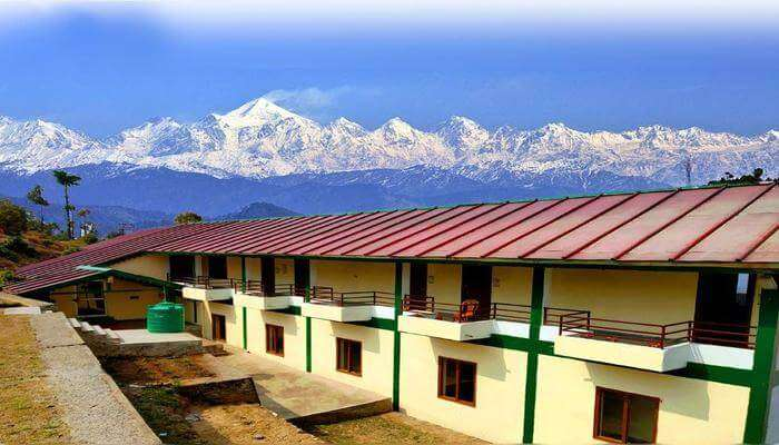 KMVN TRH The Himalayan Eco Resort