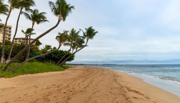 Kaanapali Beach best place to go in hawai
