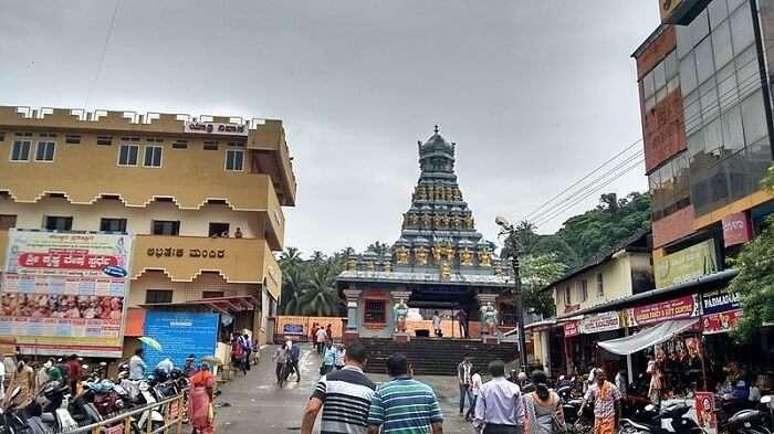 manjunatha temple