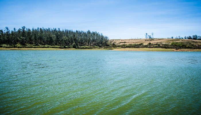 Kamaraj Sagar Dam