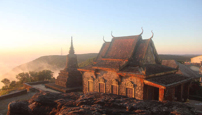 one of the offbeat towns of Cambodia