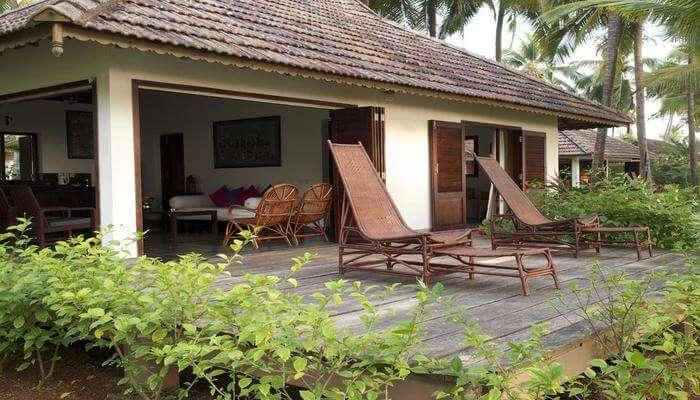 Kanan Beach Resort View