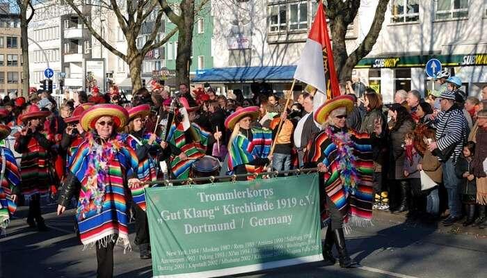 Karneval Cologne