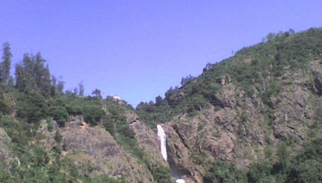 third-largest waterfall in South India
