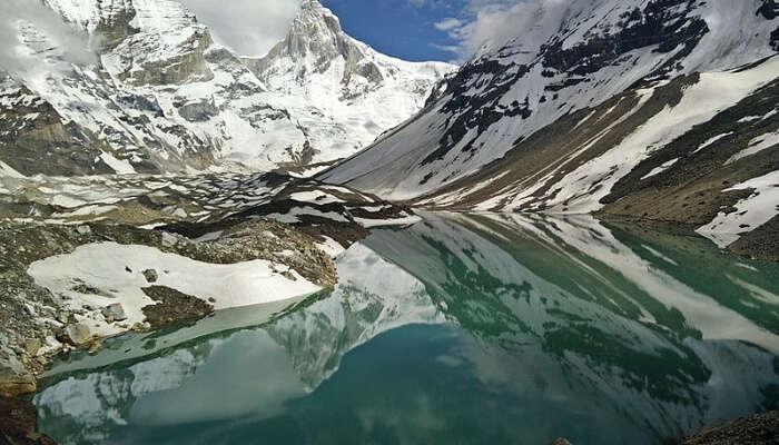 Kedartal Lake