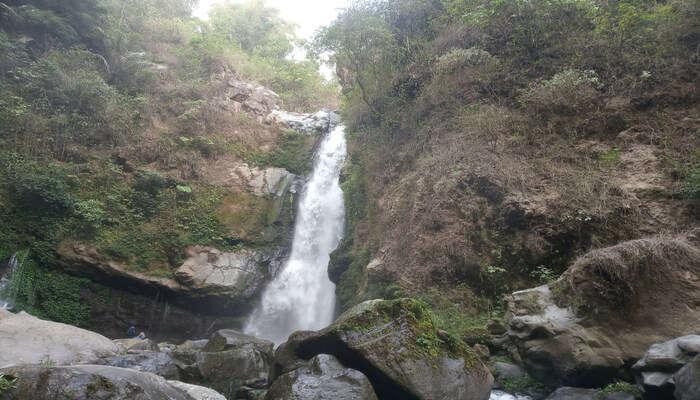 Khayang Waterfalls