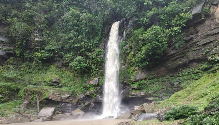 Khoupum Waterfalls