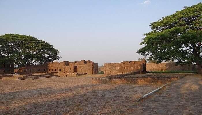 Kittur Fort