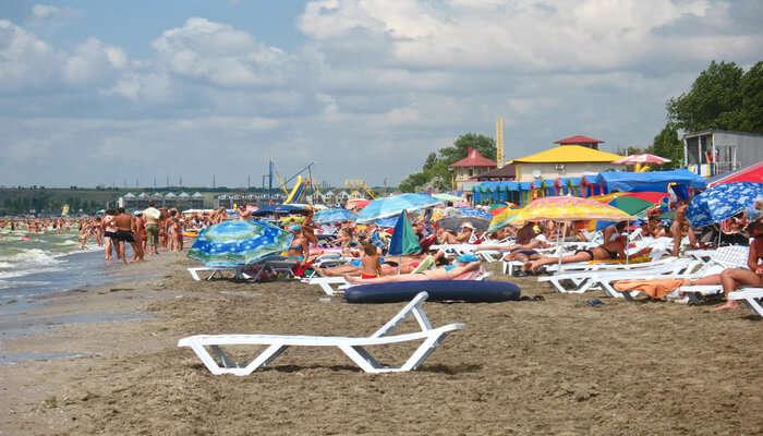 Ideal Beach For Kids