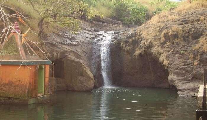 one of the sacred picnic spots near Matheran