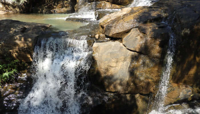 Kothapally Waterfalls