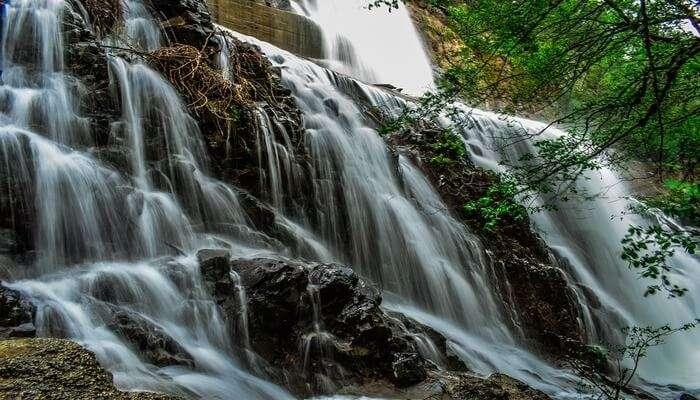 Kukkal Waterfalls