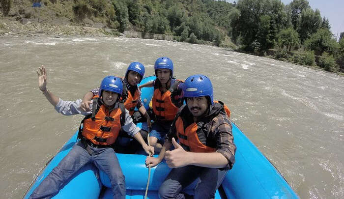 Kullu Trip with Friends